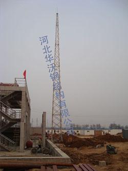 避雷塔有三种规格1,gfl四柱角钢避雷塔
